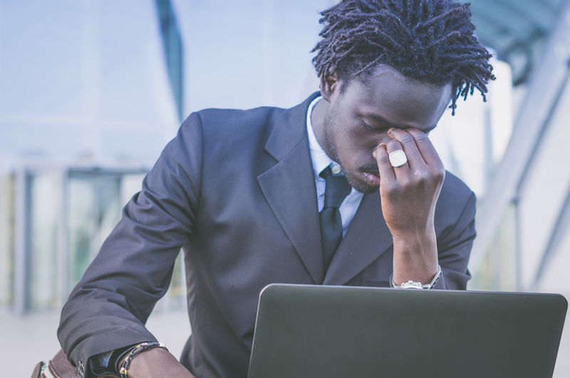 Is your job too much work?
