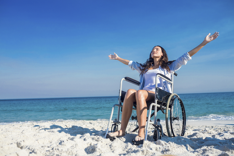 Don't let a disability disrupt your holiday