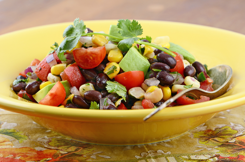 Savvy salads
