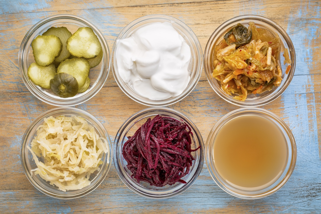 Feast on fermented foods