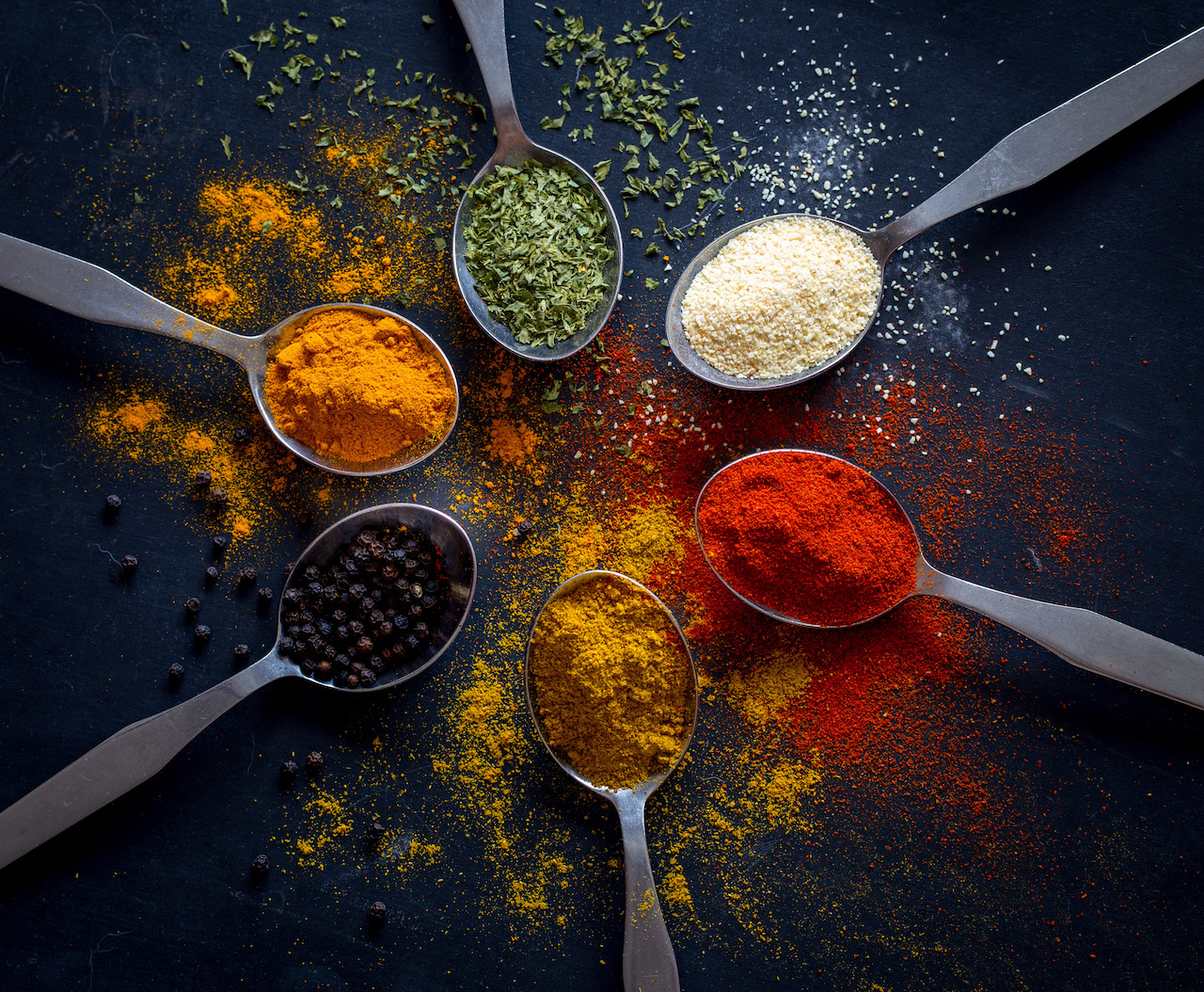 How the world's top chefs use spices