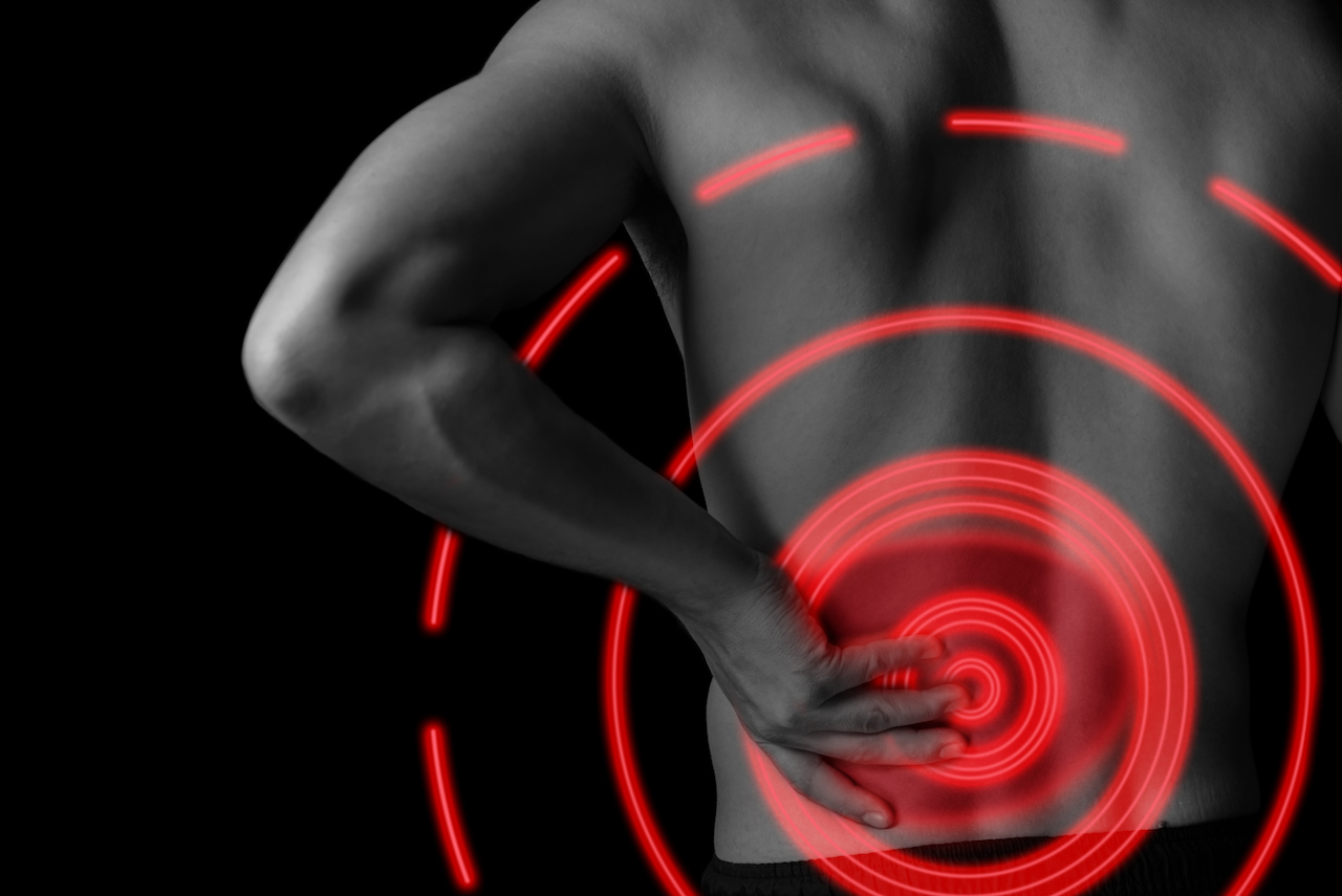 Sore back? It could be degenerative disk disease