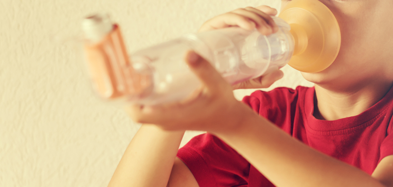 Dealing with childhood asthma