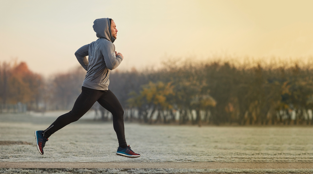 How temperature affects your running performance