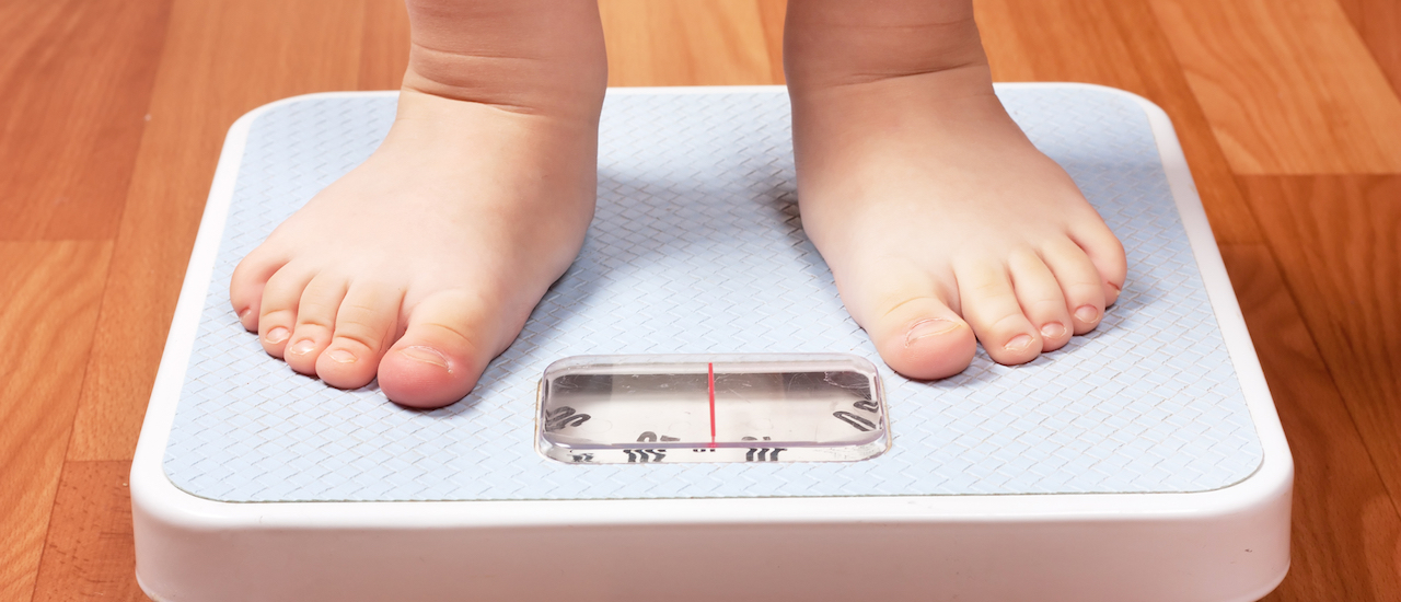From the dietician: how to help your child gain weight