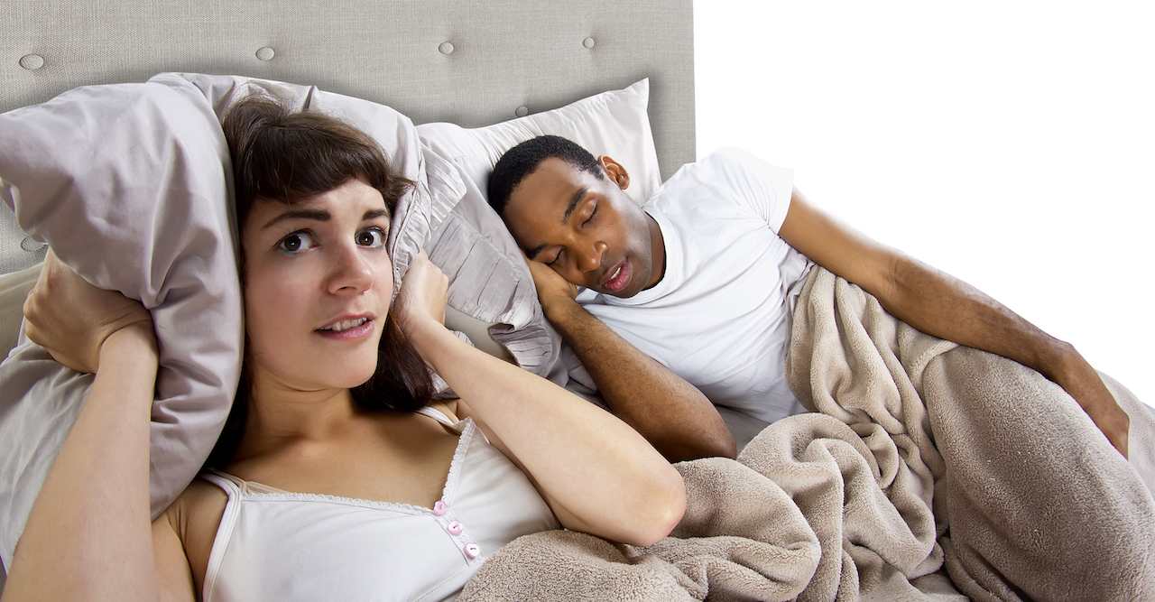 Sleep apnoea: can snoring give you a heart attack?