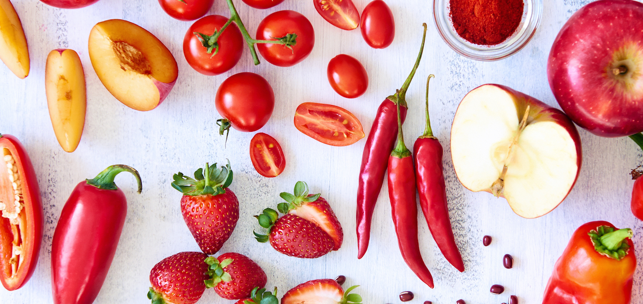 How red foods lower your risk of cancer