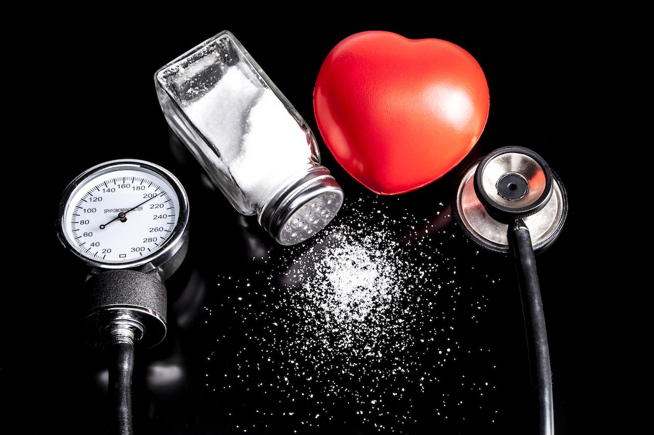 Is salt really causing hypertension?