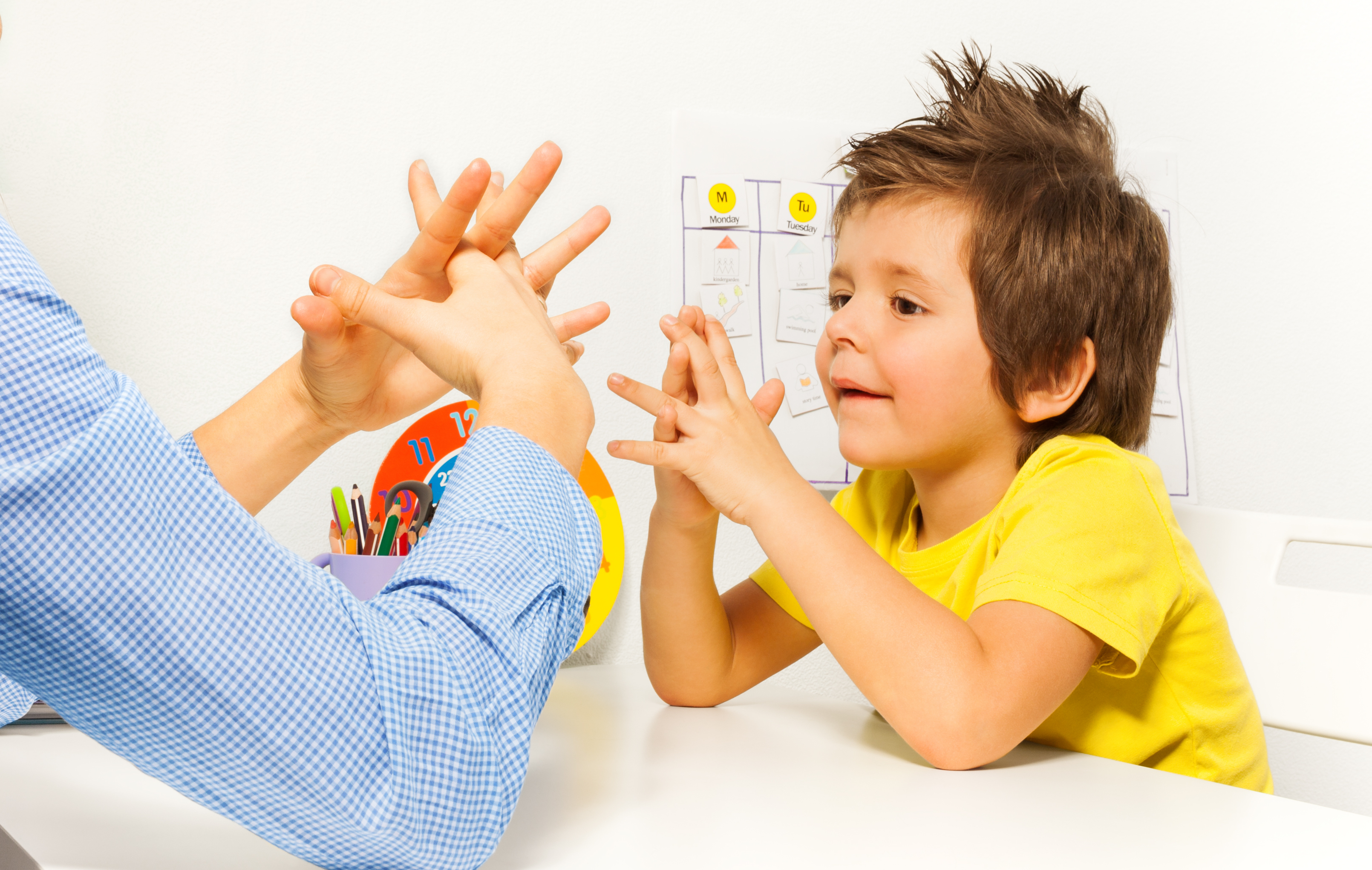 """Could changing the way we manage autism help curb the """"epidemic?"""""""