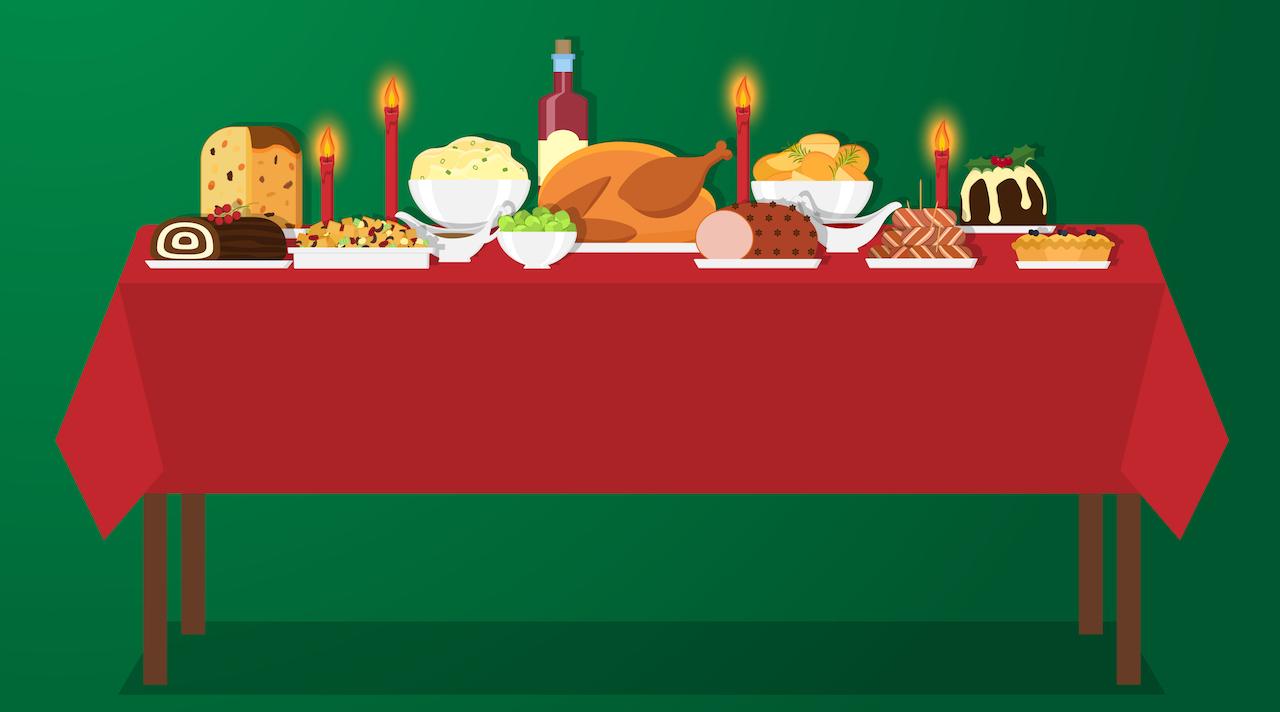 Avoid overindulging this Christmas
