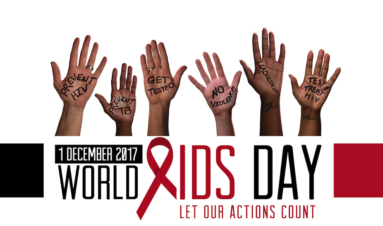 World Aids Day: How we will win this war