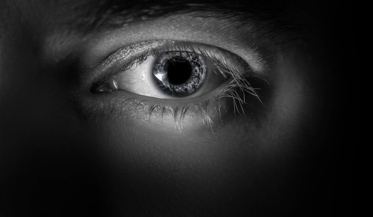 Healing trauma with eye movement