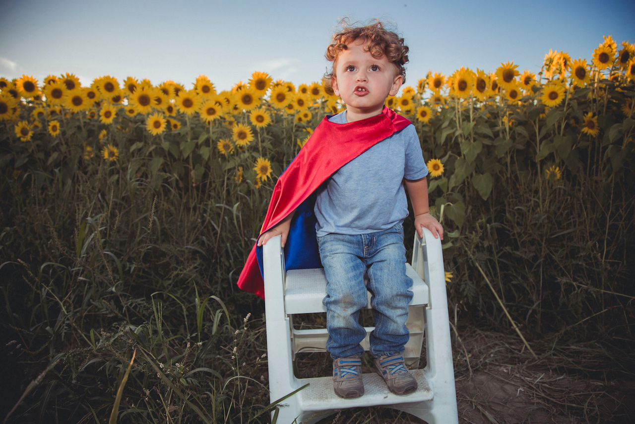 How can you save a life? Through the Sunflower Fund.