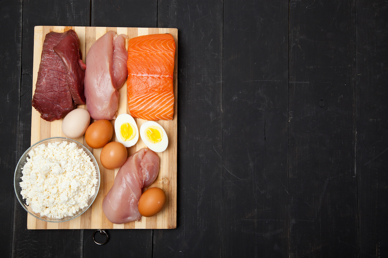Truths and myths about protein