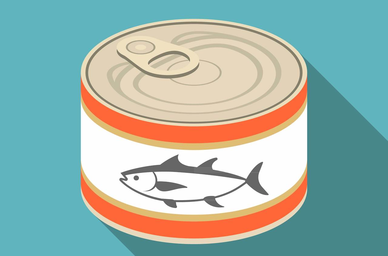 Is tinned fish healthy?