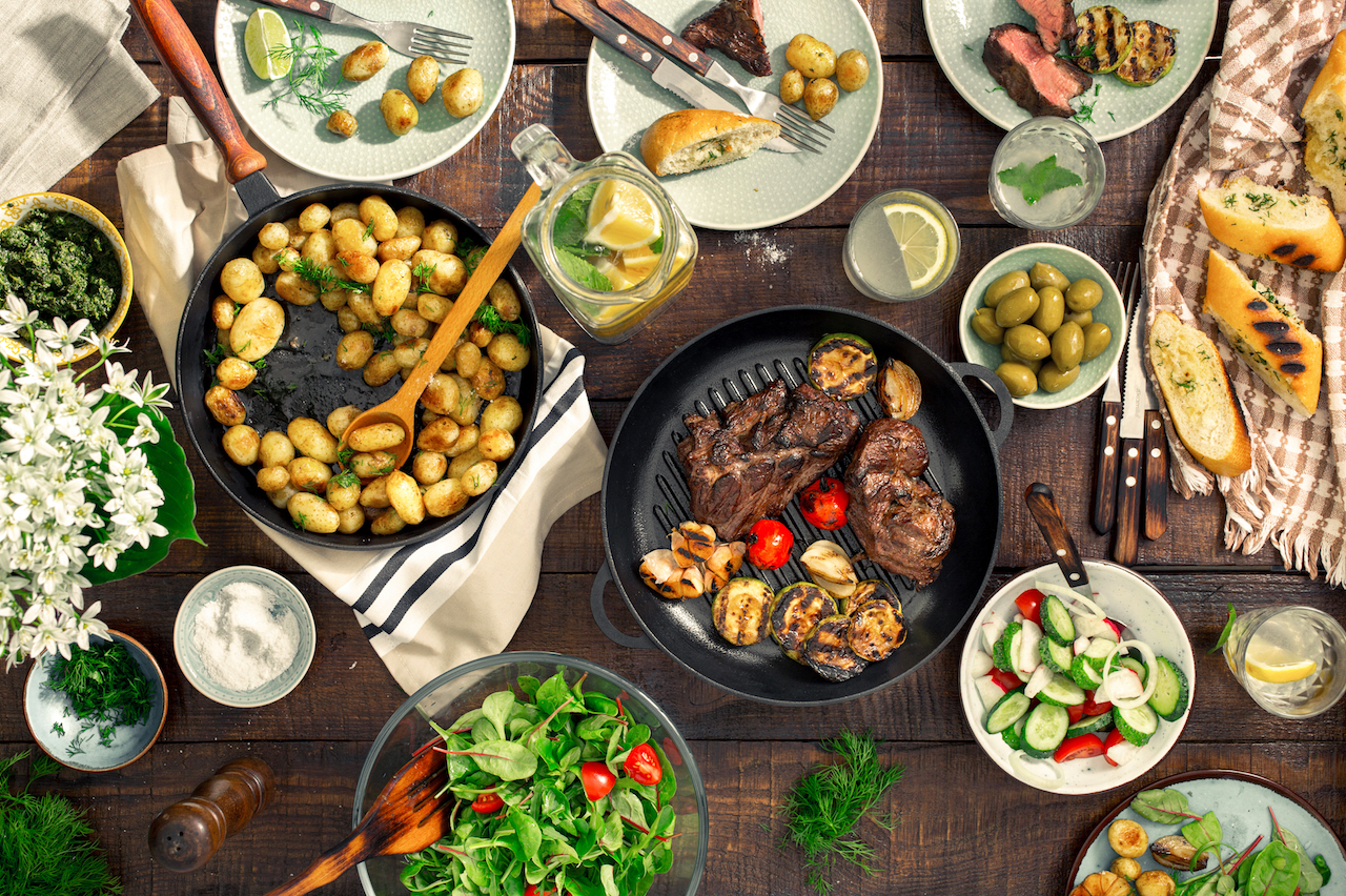 3 delicious salads to add to your braai