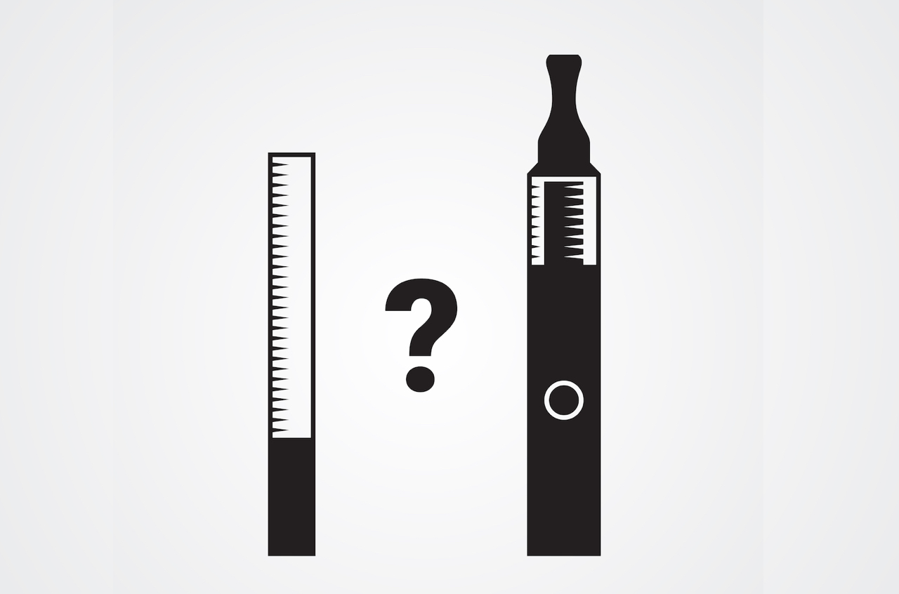 Is vaping really better than smoking?