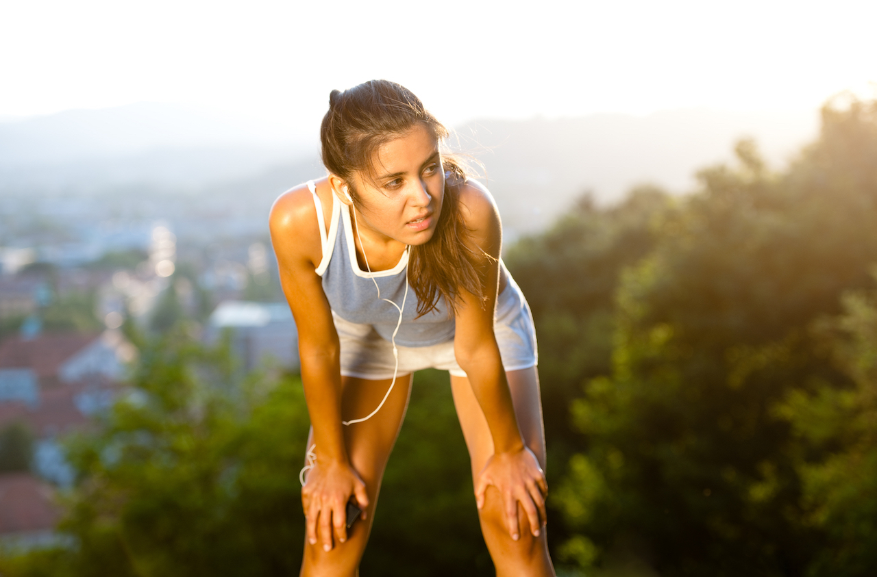 How your breathing affects your workout