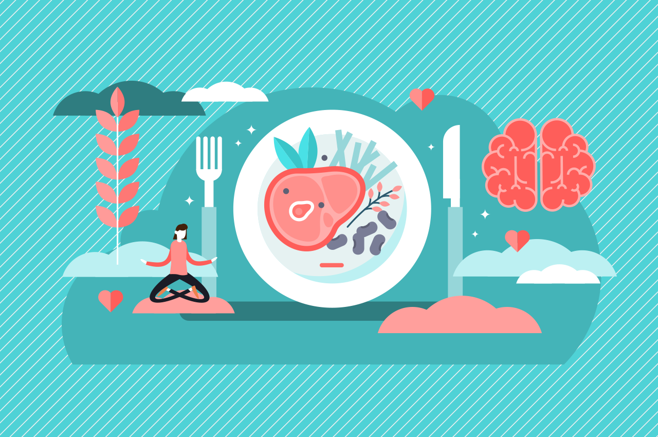 How mindful eating can make you lose weight