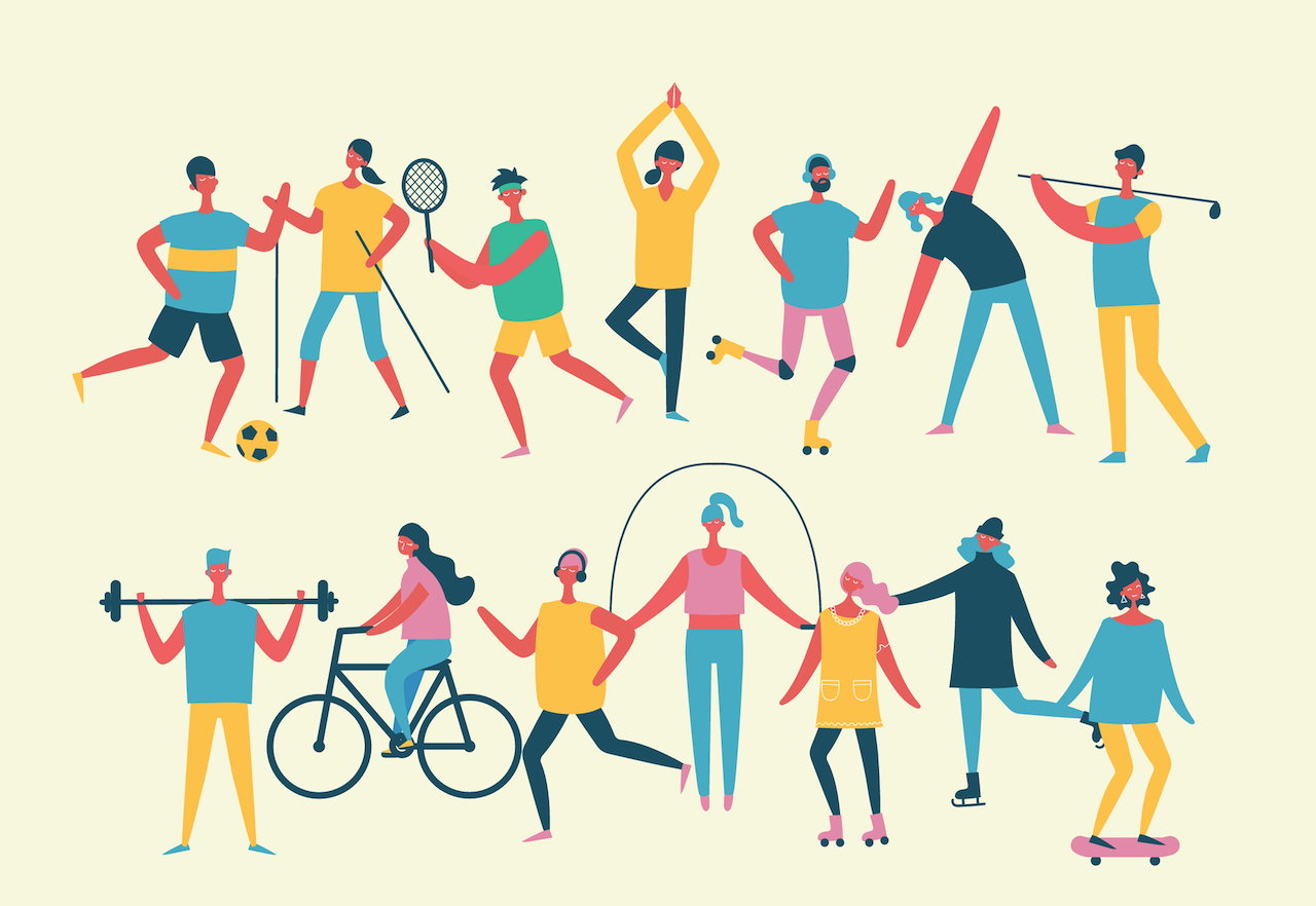 Sports to suit your body type