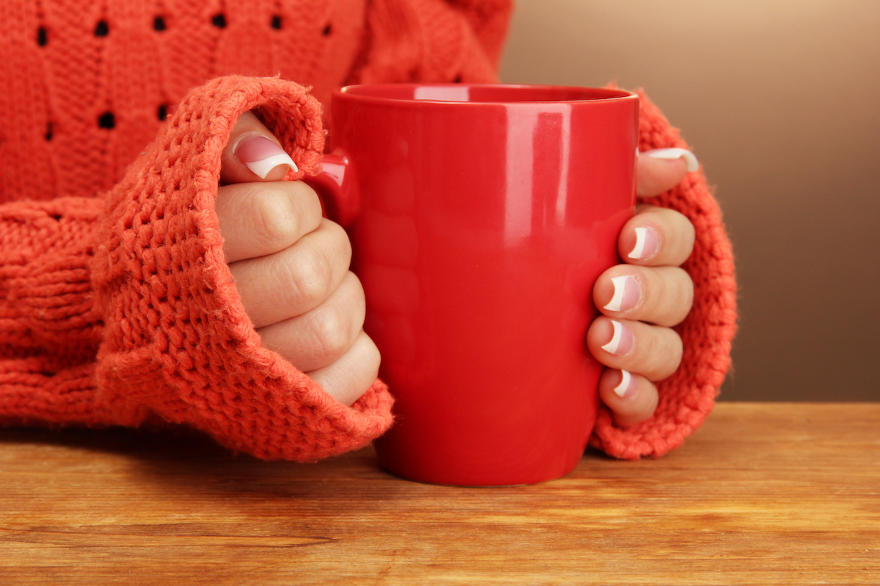 Cold hands? It could be Raynaud's phenomenon