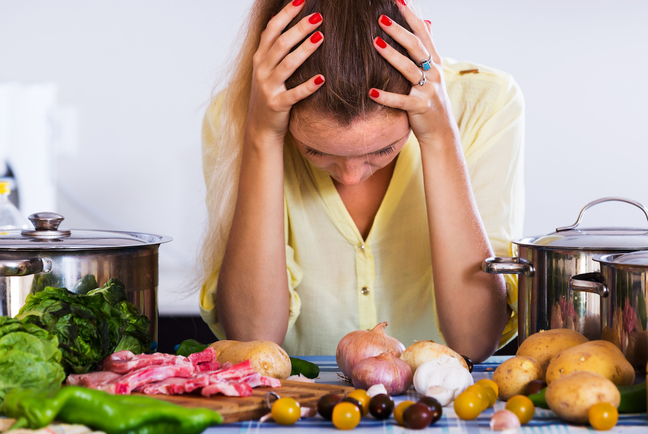 Foods that trigger headaches