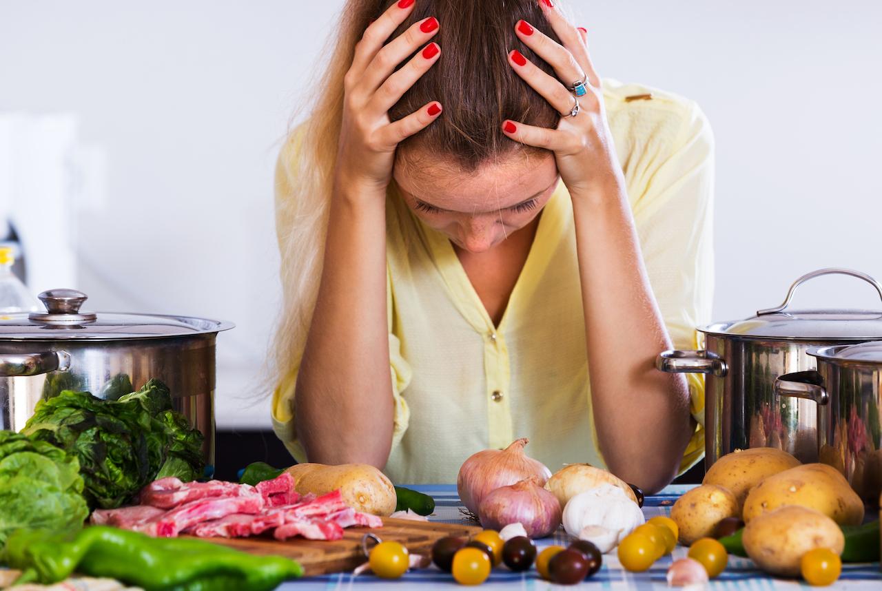 Foods that trigger headaches