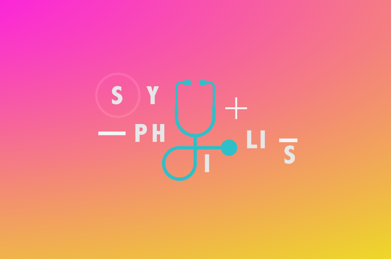 How to diagnose and treat syphilis