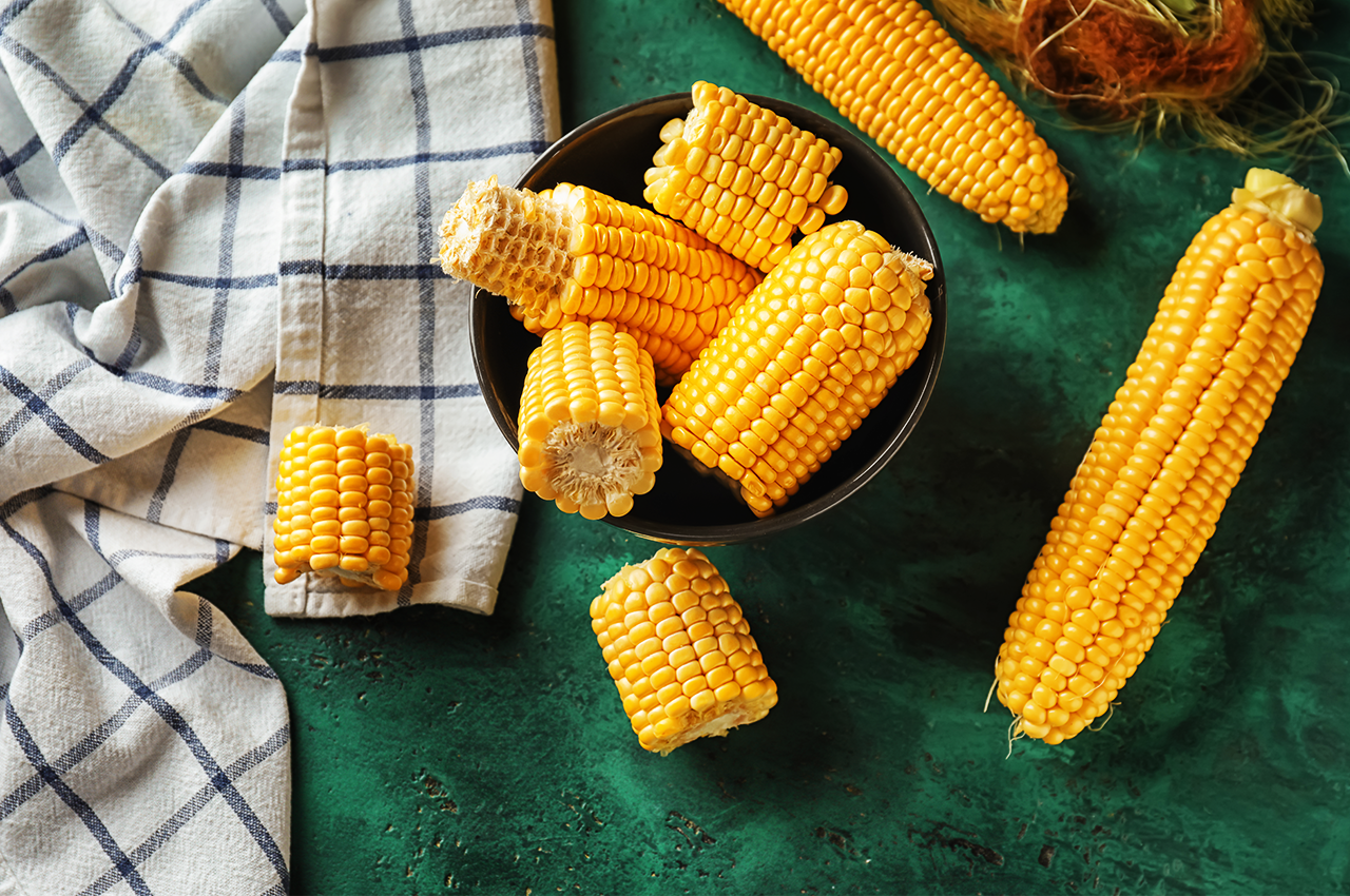 3 corn recipes for starters, mains or desert
