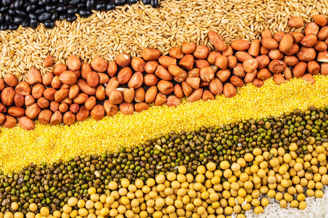 What do wholegrains do for your body?