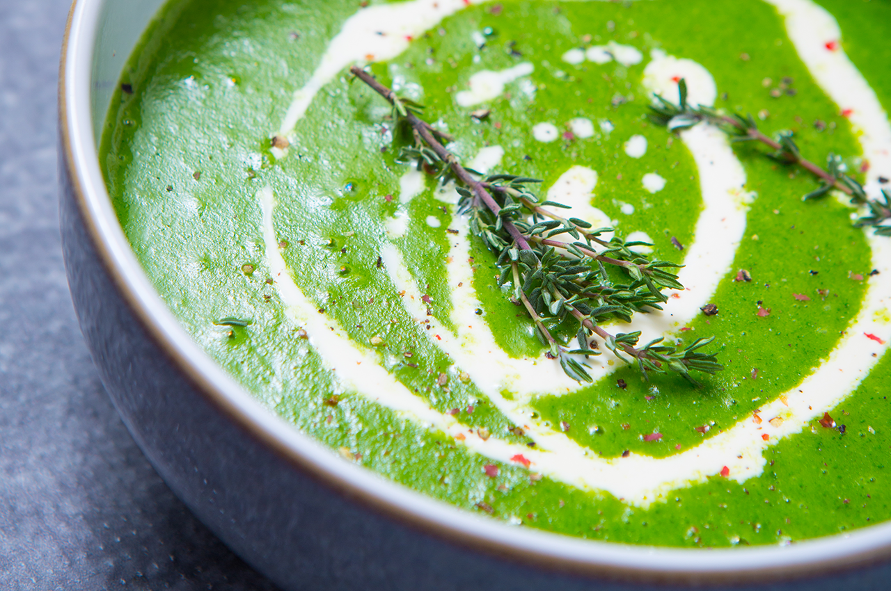 3 green soup recipes to boost your health