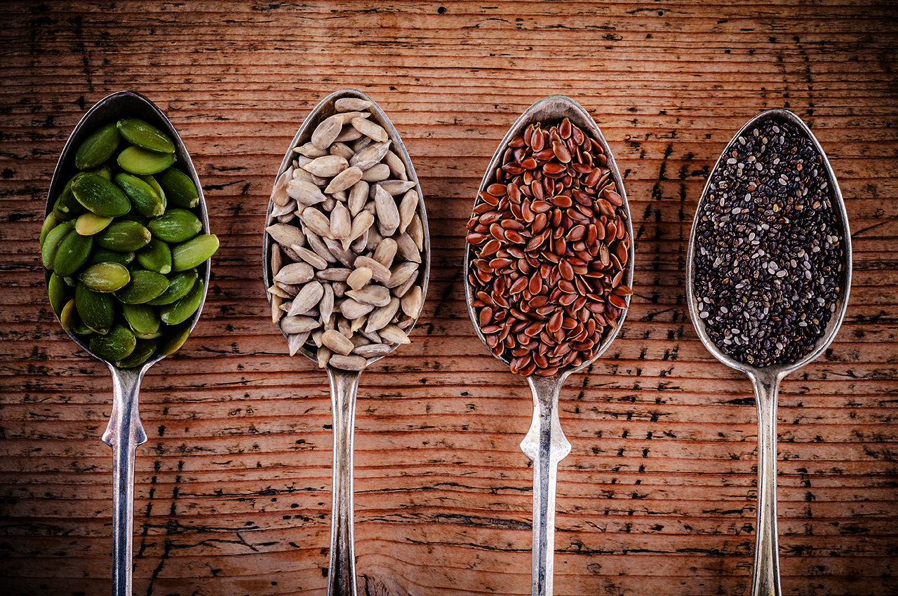 The seeds you should include in your diet