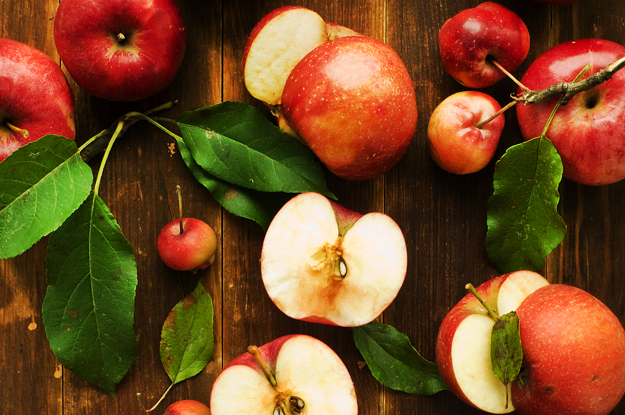 Two recipes that will transform the way you see apples