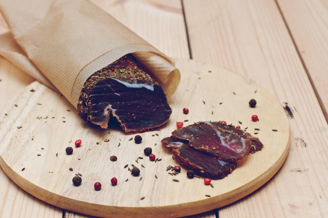 Two biltong recipes to impress your father-in-law