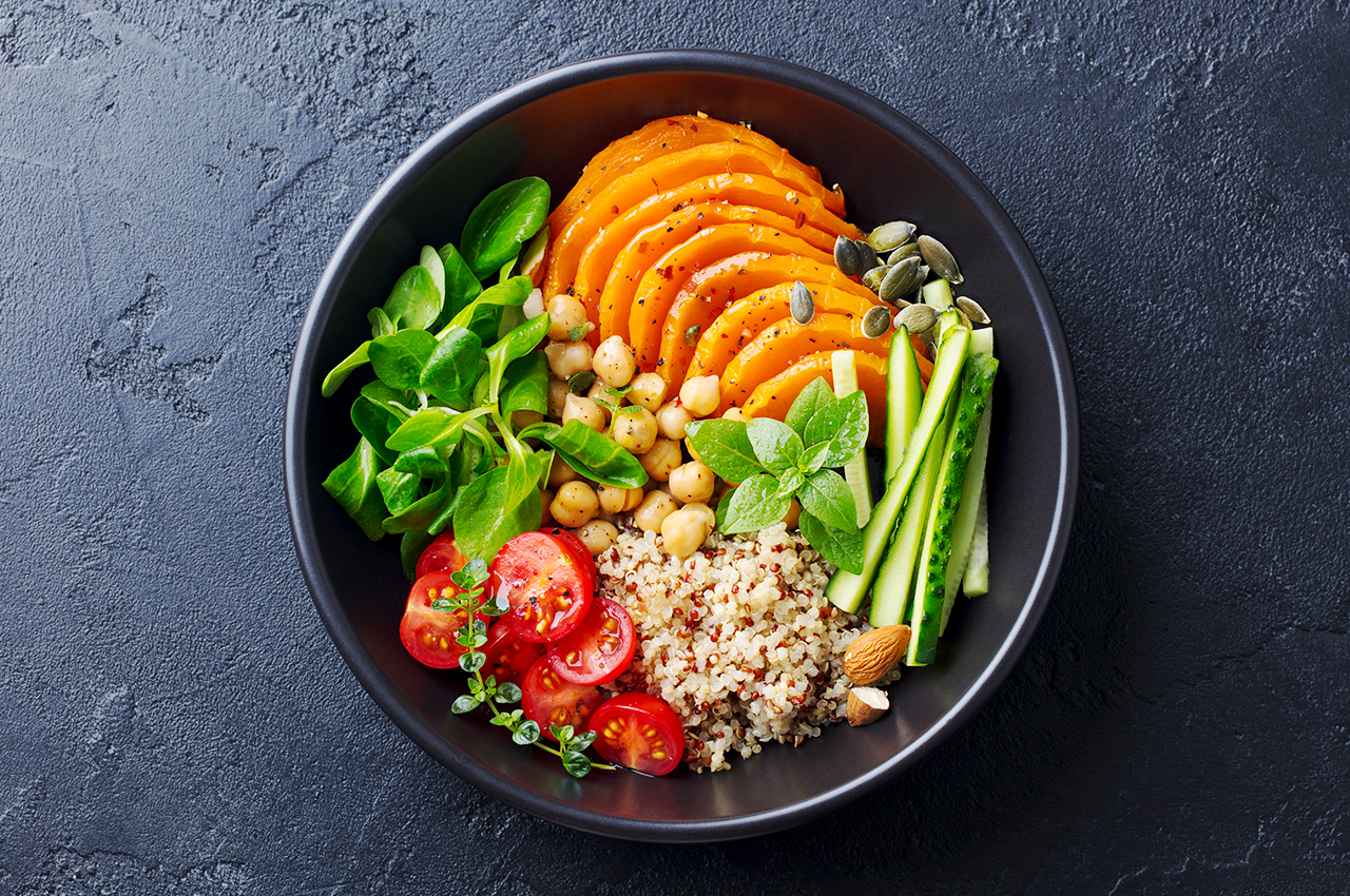 3 pimped-up salads that you can have as a main