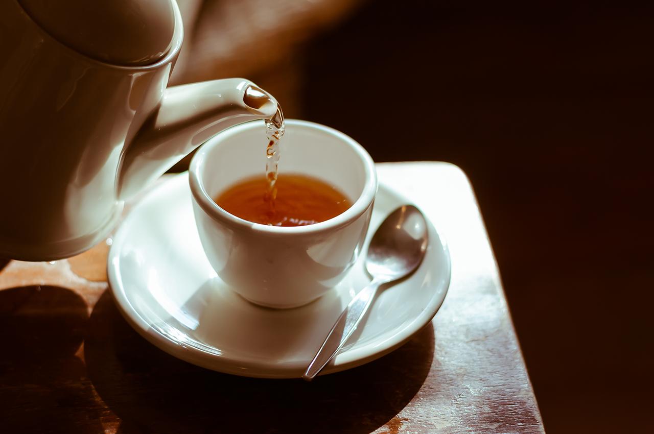 5 Teas you can drink for an upset tummy