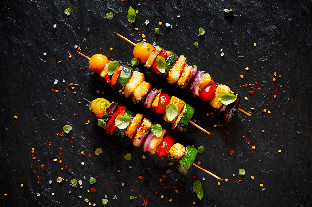 5 Skewer recipes to try out this summer