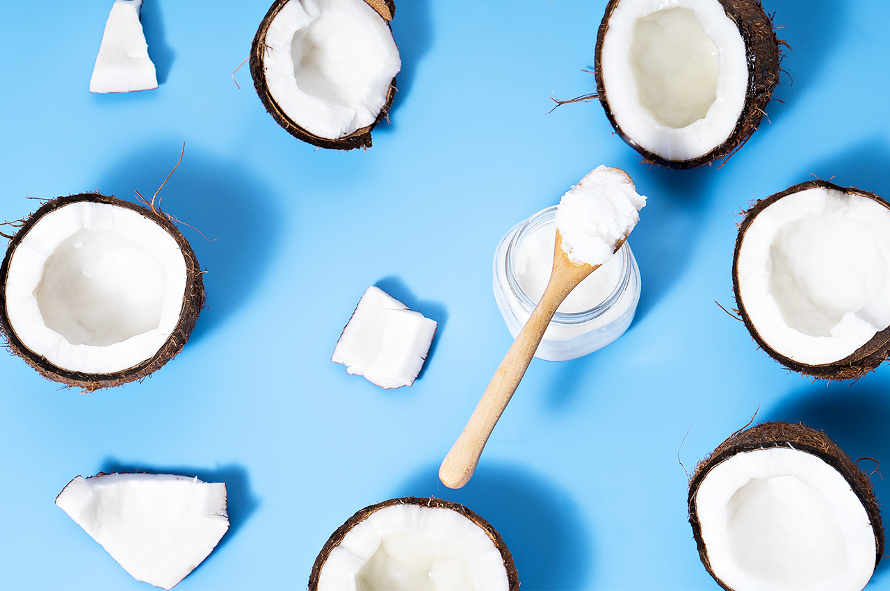 10 ways to use coconut oil this summer