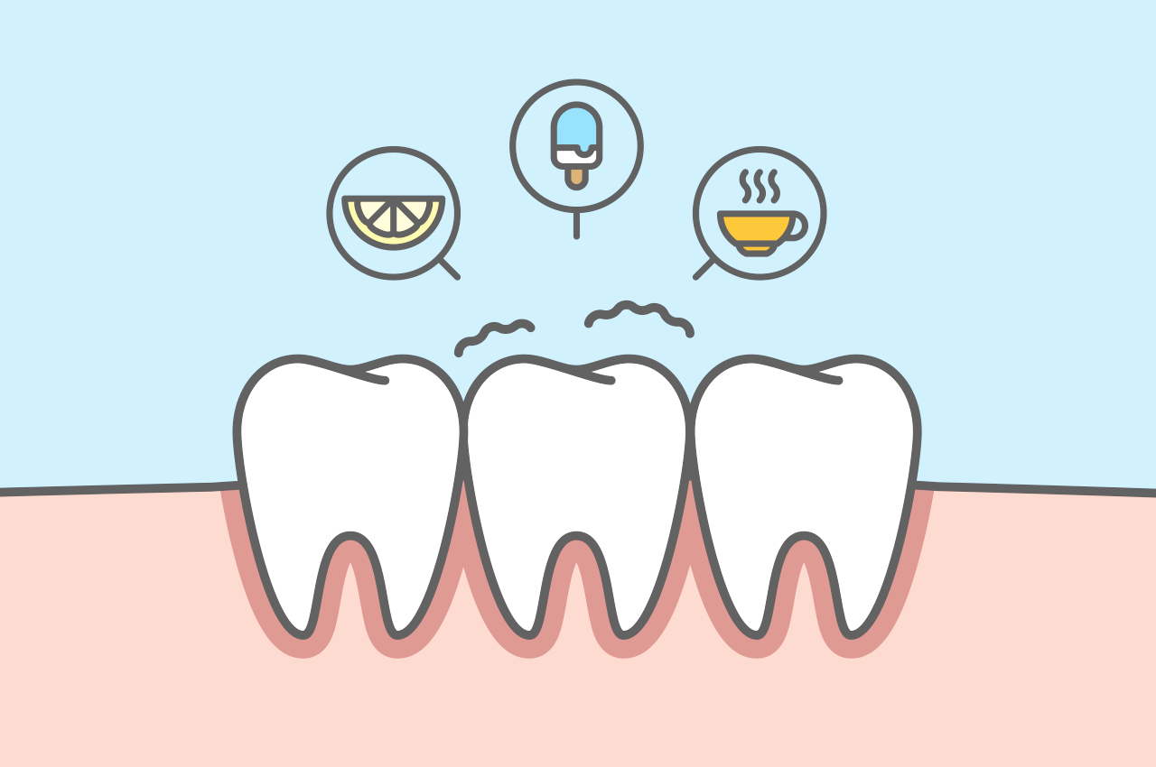 What can I do about sensitive teeth?