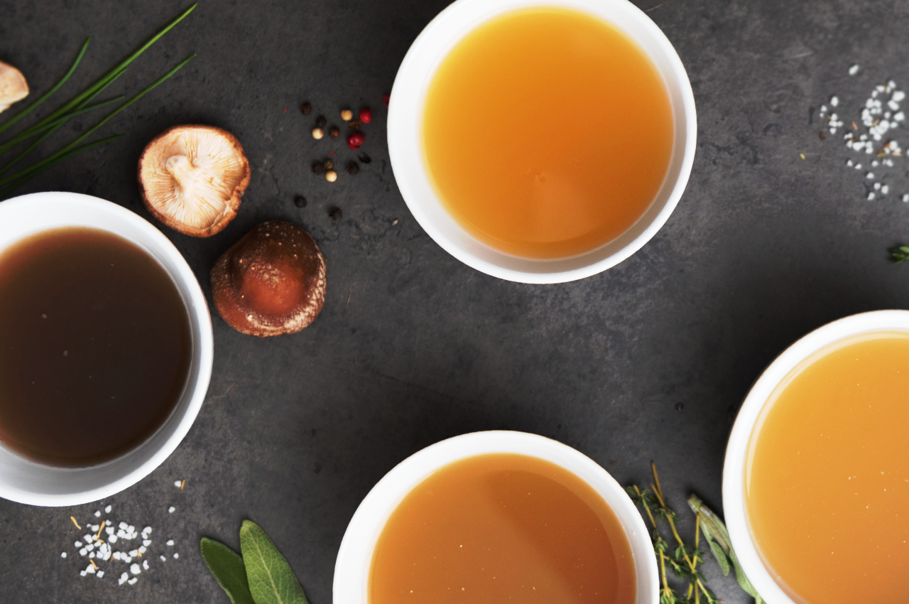 Broth recipes that could help with that joint pain