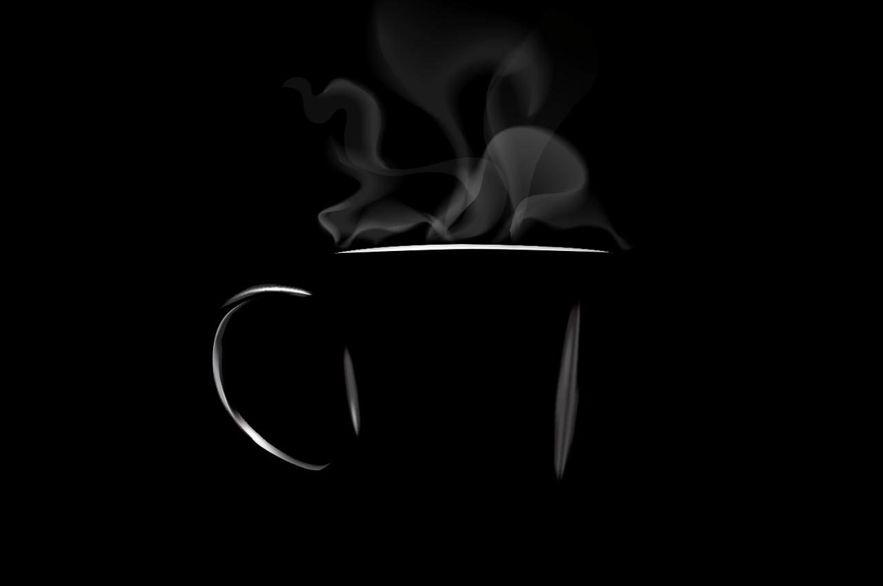 The dark side of coffee