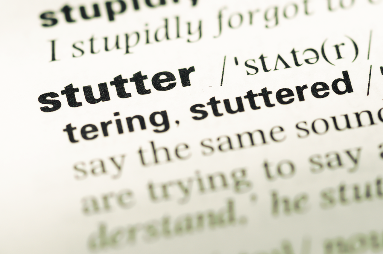 Struggling with a stutter? Here's what you can do.