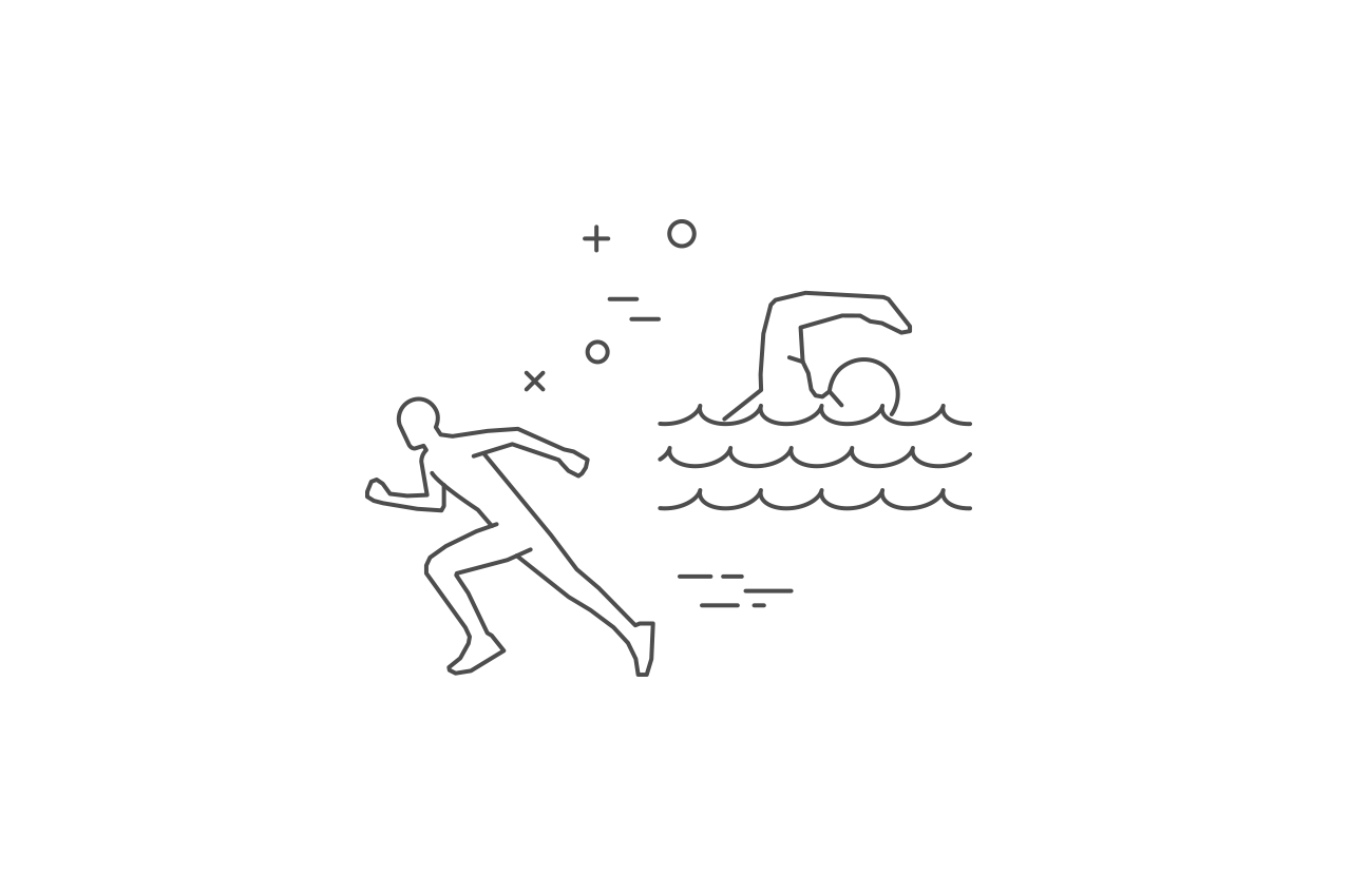 Running vs. Swimming – which is best for weight-loss?