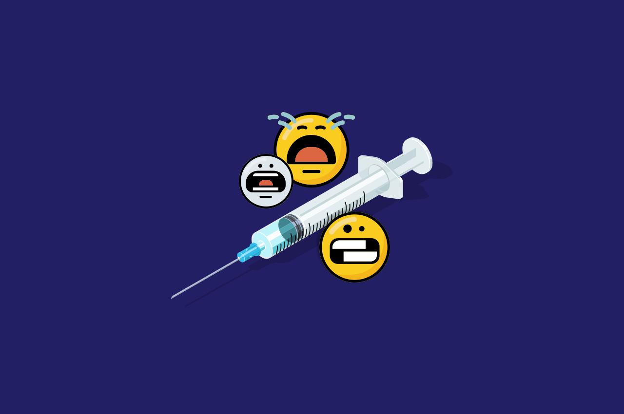 Overcoming a Needle Phobia
