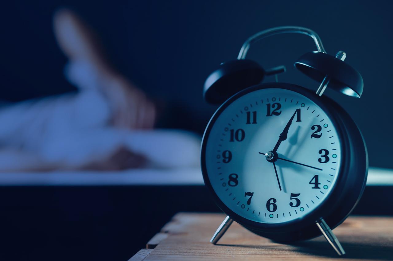 How do you treat insomnia?